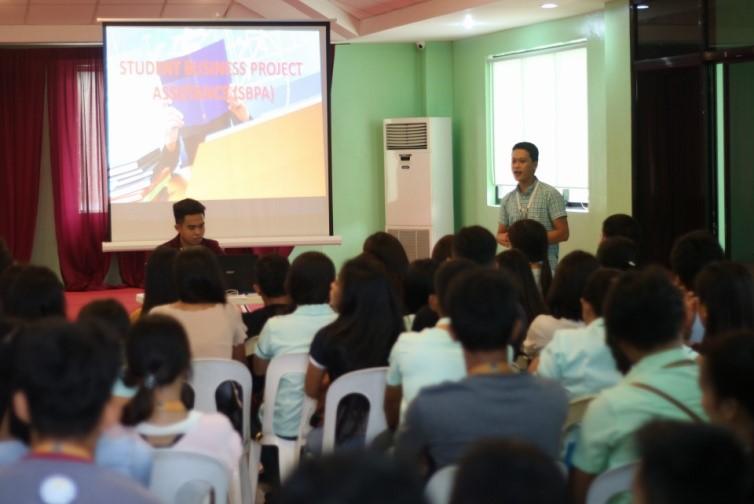 SBPA launches in CMDI Tagum 2019 02